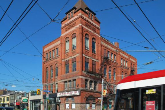 Boutique Hotel to Transform Jilly's Site at Queen and Broadview