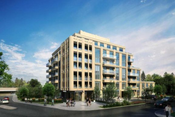 New Condo in Leaside Near Southvale and Laird
