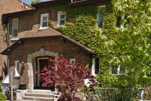 Sold Price Statistics For Beaches Toronto House Sales: April 15 – May 15