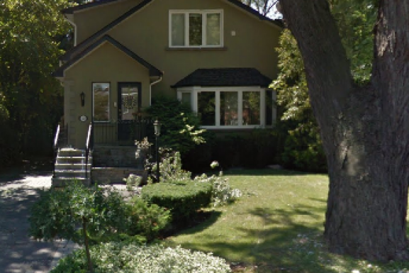 Sold Price Statistics For Cricket Club Toronto Houses: April 1 – April 15