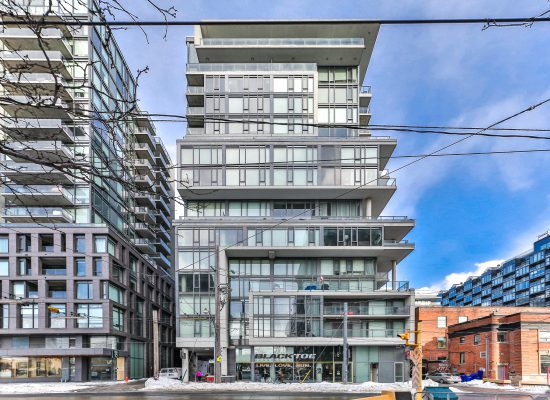 95 Bathurst St. 1004, King West