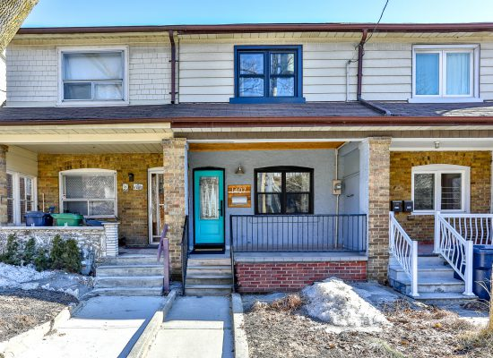 1407 Davenport Rd, Dufferin and Davenport