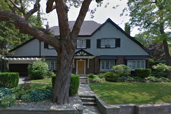 Sold Price Statistics For Rosedale Toronto Houses: April 1 – April 15