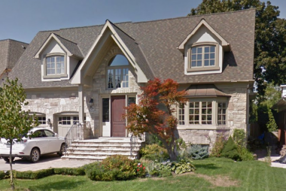 Sold Price Statistics For Sunnylea / The Kingsway Toronto Houses: April 1 – April 15