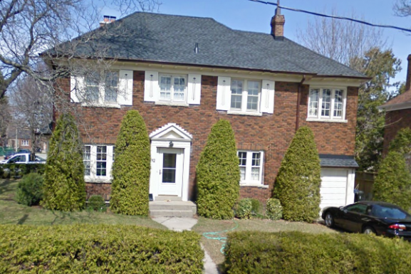 Sold Price Statistics For Toronto Wanless Park House Sales: April 15 – May 15