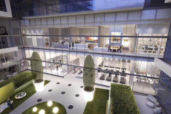 Karl Lagerfeld to design lobbies for Art Shoppe Condos in Toronto, his first condo work in North America